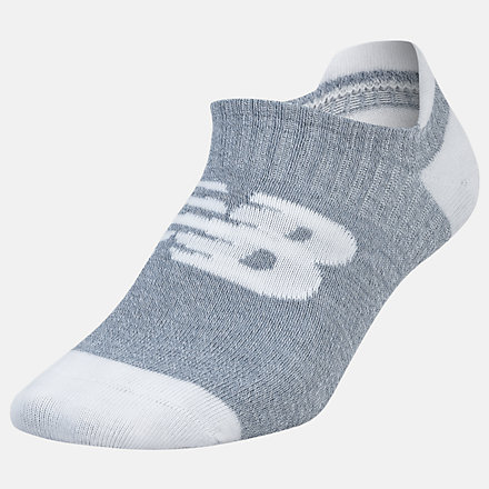 New Balance Unisex Heather Invisible, AAS91322AG image number null
