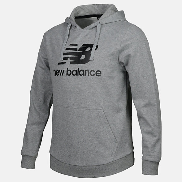 New Balance Boys Athletics Pullover, ABT83507AG