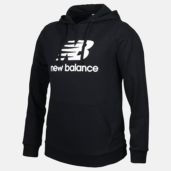 New Balance Boys Athletics Pullover, ABT83507BK