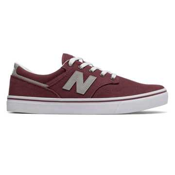 New Balance All Coasts 331, Burgundy with Grey
