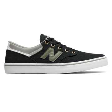 New Balance All Coasts 331, Black with Grey