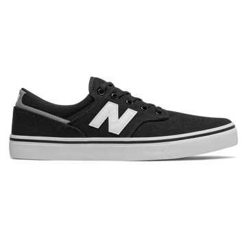 New Balance All Coasts 331, Black with White
