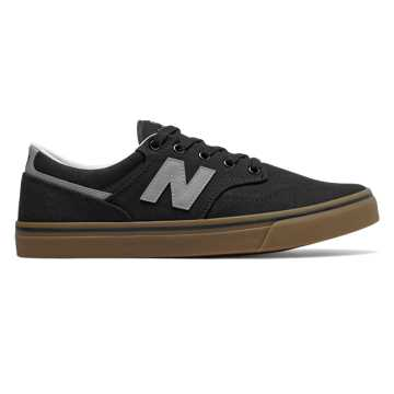 New Balance All Coasts 331, Black with Gum
