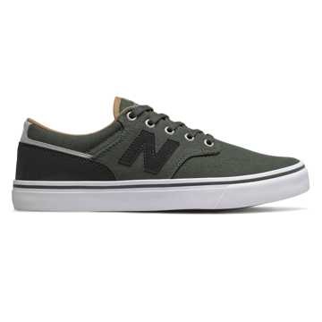 New Balance All Coasts 331, Slate Green with Black