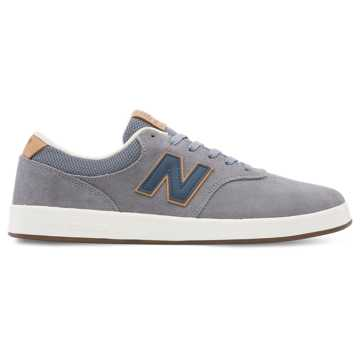 New Balance 424, Grey with Navy