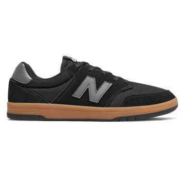 New Balance All Coasts 425, Black with Gum