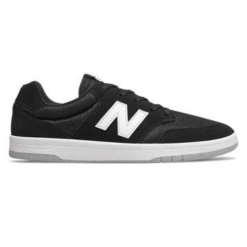 New Balance All Coasts 425, Black with White