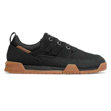 New Balance All Coasts 562, Black with Gum