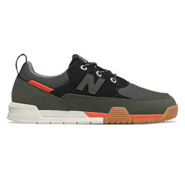 New Balance All Coasts 562, Green with Black