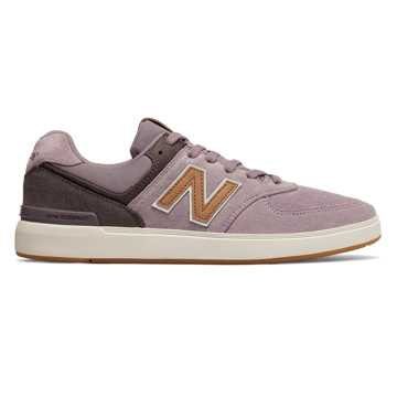 New Balance AM574, Rose with Tan