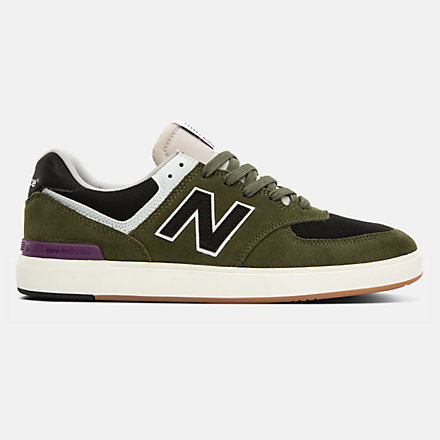 New Balance All Coasts 574, AM574HOS image number null