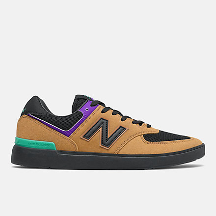 New Balance All Coasts 574, AM574MUP image number null