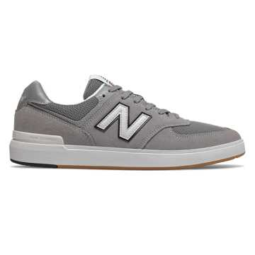 New Balance All Coasts 574, Steel with Grey