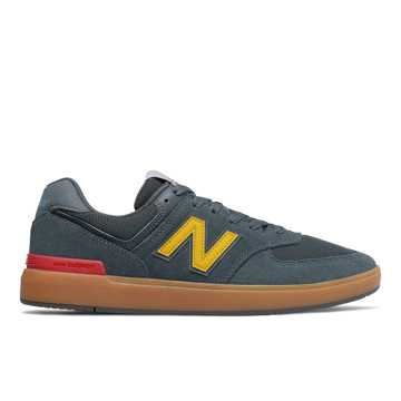 New Balance All Coasts 574, Navy with Gum