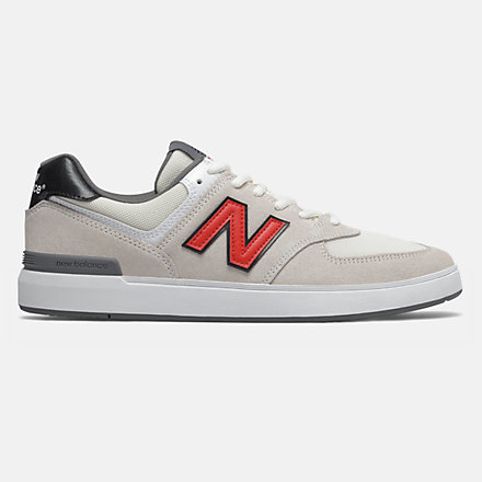 New Balance All Coasts 574, AM574WHR image number null