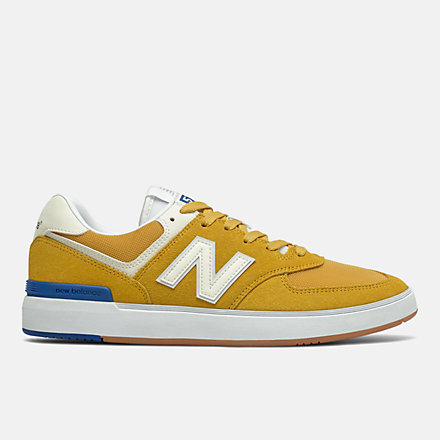 NB New Balance All Coasts AM574, AM574YWB image number null