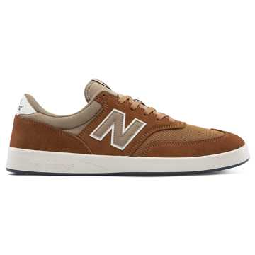 New Balance 617, Orange with Tan