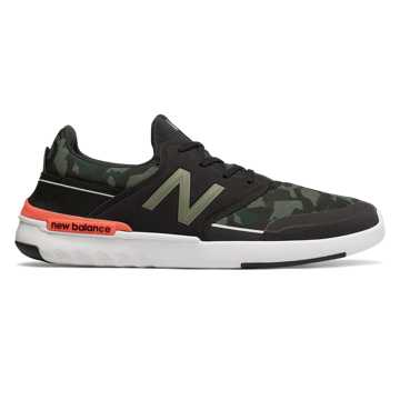 New Balance All Coasts 659, Black with Grey