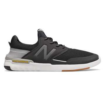 New Balance Numeric 659, Black with Grey