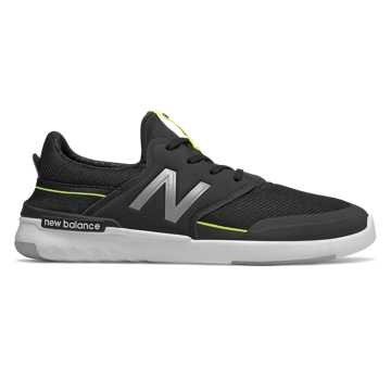 New Balance All Coasts 659, Black with Grey