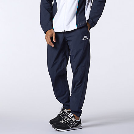 New Balance NB Athletics Wind Pant, AMP11500ECL image number null