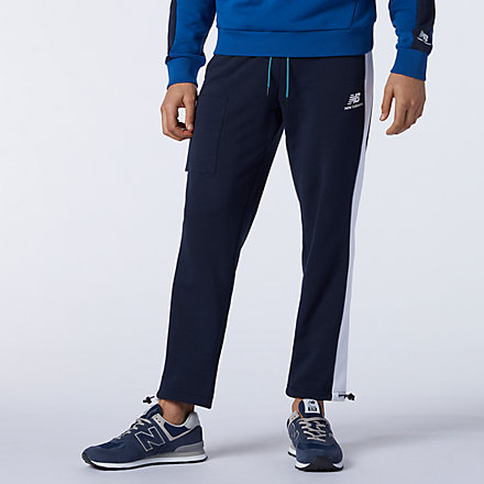 New Balance NB Athletics Fleece Pant, AMP11501ECL image number null