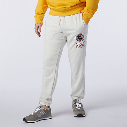 New Balance NB Essentials Athletic Club針織長褲, AMP13509SAH image number null