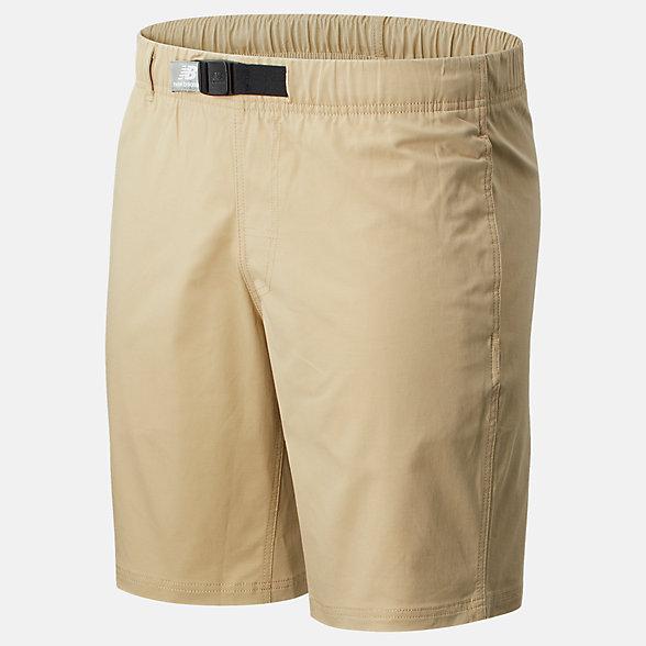 New Balance 男款休闲梭织短裤, AMS01500INC