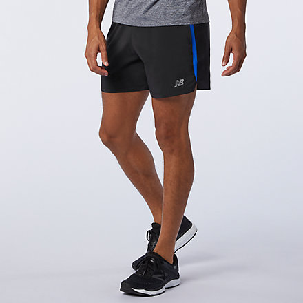 New Balance Accelerate 5 inch Short, AMS93187CO image number null