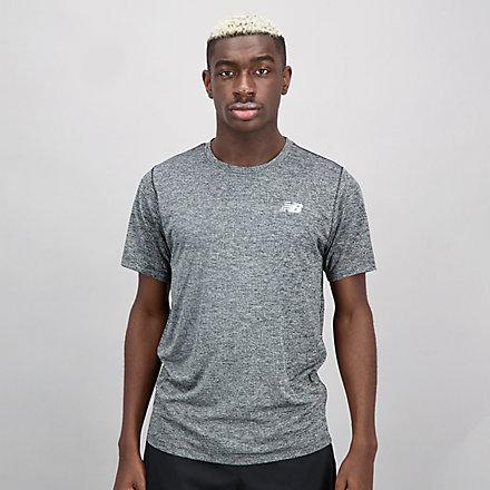 New Balance Tenacity T恤, AMT11095BKH image number null