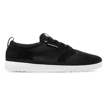 New Balance Apres, Black with White