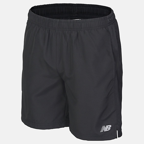 New Balance Boys Accelerate Short, ABS81104BK