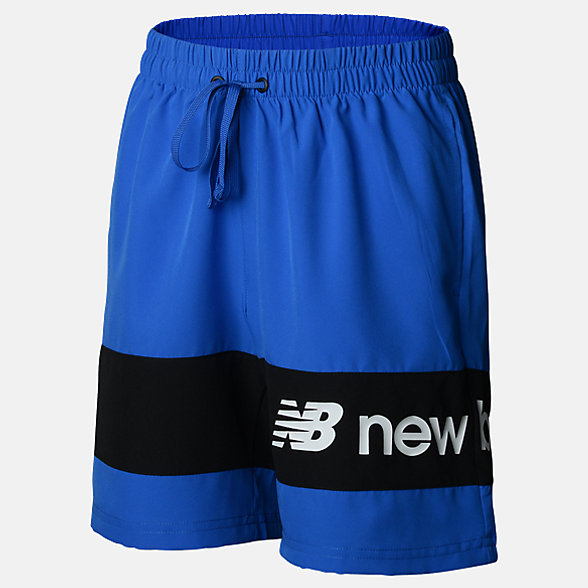 New Balance Boys NB Athletics 7 Woven Short, ABS93512VCT