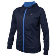 New Balance Boys Tech Hoodie, Electric Blue