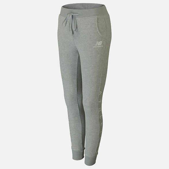 New Balance Girls Essentials Icon Sweat Pant, AGP01506AG