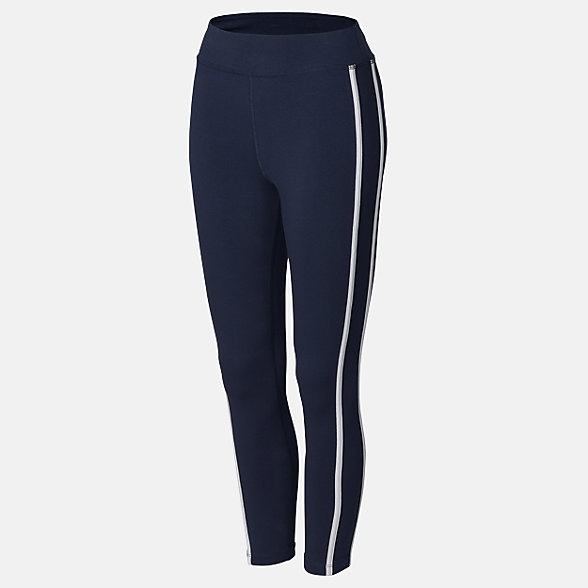 New Balance Girls Speed Piped Legging, AGP03507ECL