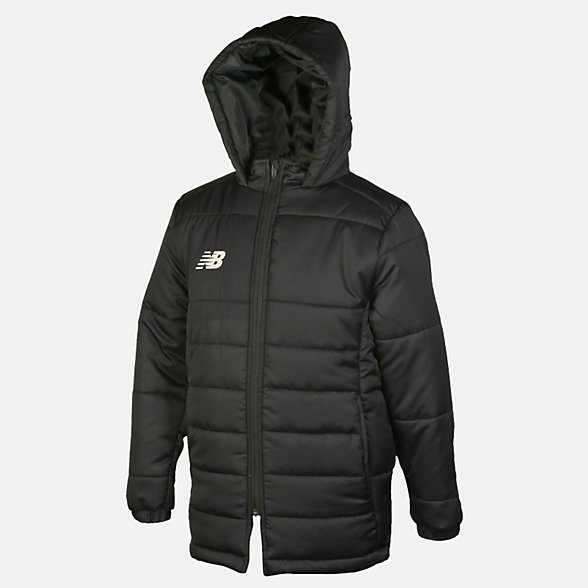 New Balance Teamwear Jacket, EJJ6116BK