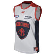New Balance MFC Junior Guernsey - Clash, White