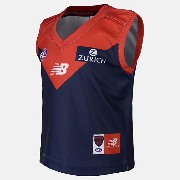 New Balance 2019 MFC Infant Guernsey - Home, MFJT9111BL