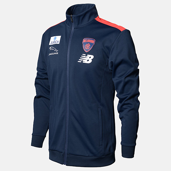 New Balance MFC Team Track Jacket, MFMJ0118BL