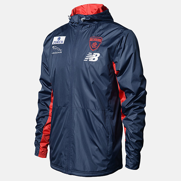 New Balance MFC Team Jacket, MFMJ0119BL