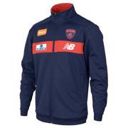 New Balance MFC Team Track Jacket, Blue