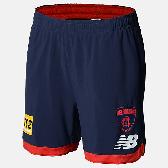 New Balance MFC Travel Short, MFMS0114BL