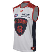 New Balance MFC Adult Guernsey- Clash, White