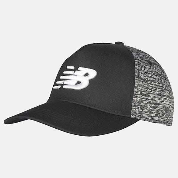 New Balance NB Team Pre Match Cap 2017, MH734104BK