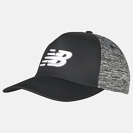 New Balance NB Team Pre Match Cap 2017, MH734104BK image number null