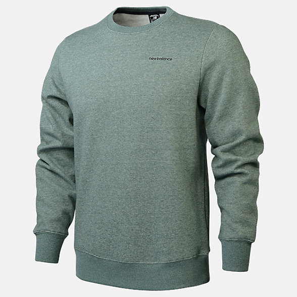 New Balance Volume Fleece Crew, RMT0130MG2