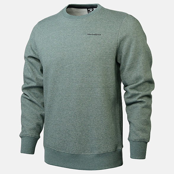 New Balance Fleece Crew, RMT0130MG2