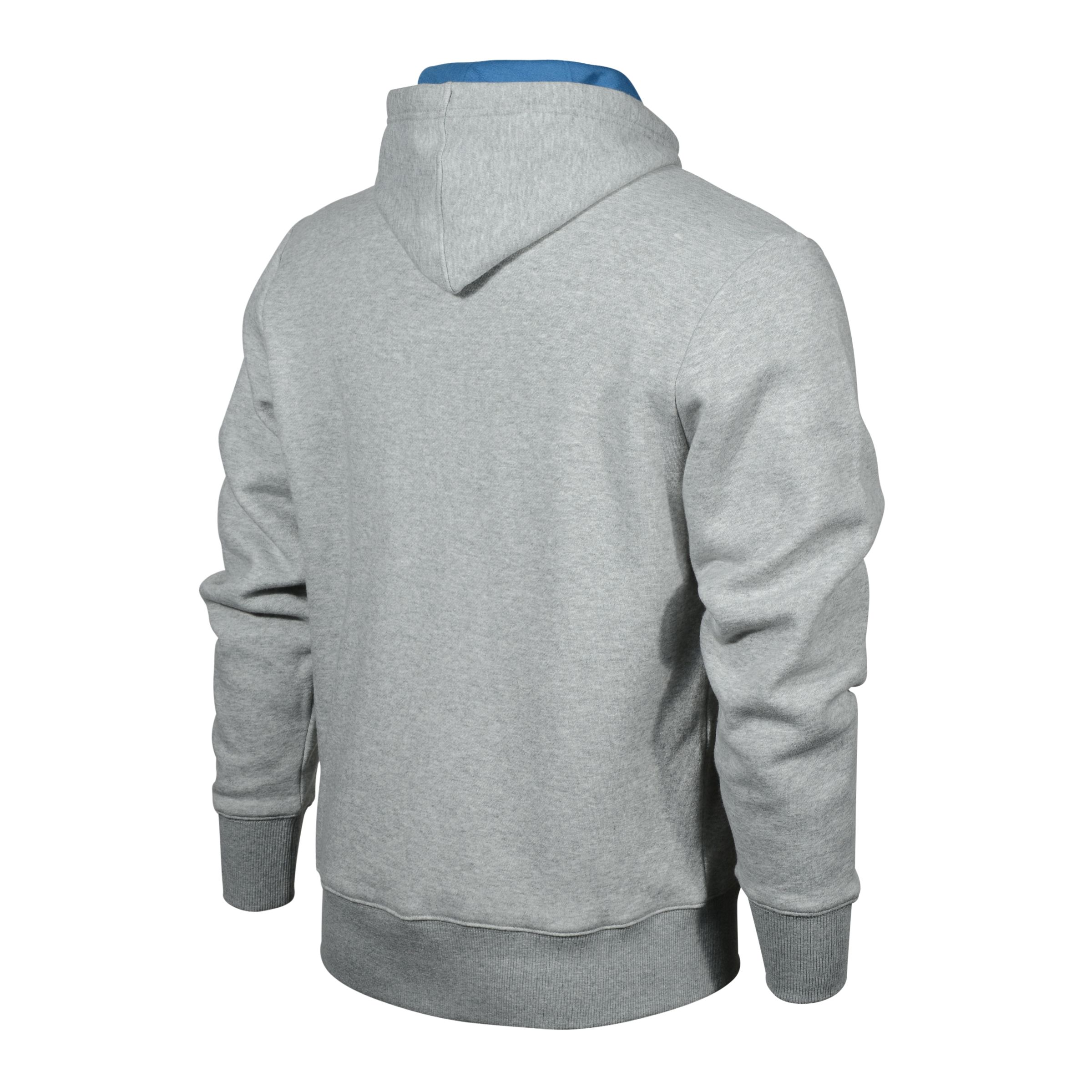 thumbnail 4 - New Balance HOODIE Fleece Men's Top Long Sleeve Athletic Fit