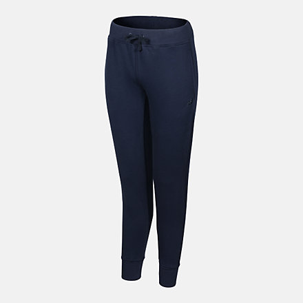 New Balance Women's Slim Leg Pant, RWP0223ECL image number null